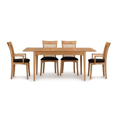 "Copeland Furniture Sarah 66"" - 90"" Extendable Dining Table"