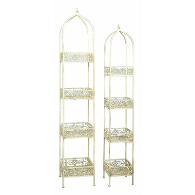 Aspire Multi-Tiered Plant Stand (Set of 2)