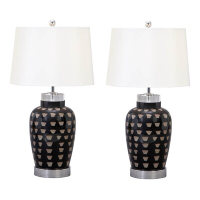 Aspire Nakia Table Lamp (Set of 2)