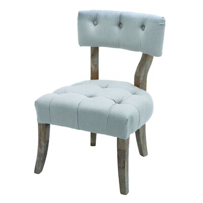 Adelle Side Chair in Beige