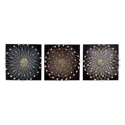 Flower Wall Art (Set of 3)