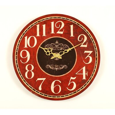 Ashton Sutton Classic Wall Clock