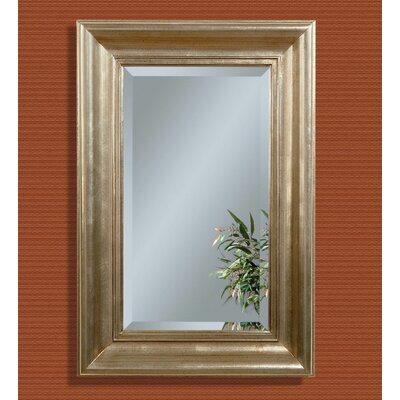 Diana Wall Mirror - Silver Leaf