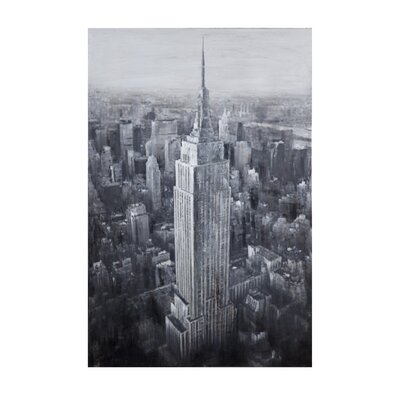 City Scene Canvas