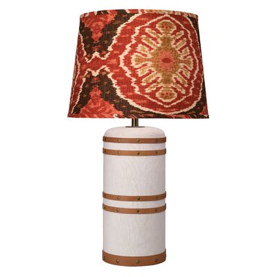 Jamie Young Company Barrel Table Lamp