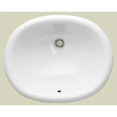 St Thomas Creations Madrid Petite Countertop Bathroom Sink