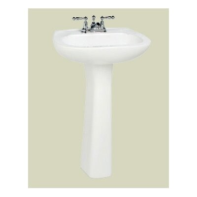 St Thomas Creations Marathon Junior Pedestal Sink