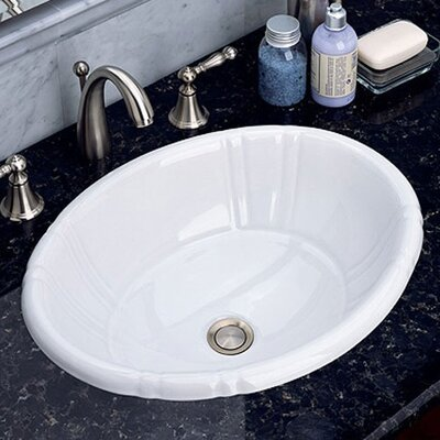 St Thomas Creations Antigua Grande Countertop Bathroom Sink