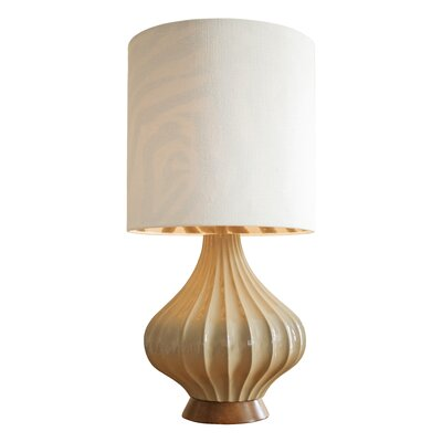 Couture, Inc. Graphic Appeal 1 Light Fairfax Table Lamp