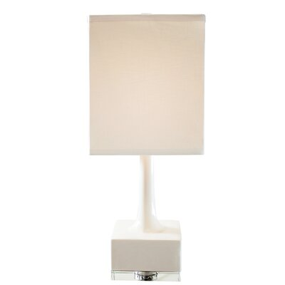 Couture, Inc. Graphic Appeal 1 Light Westwood Table Lamp
