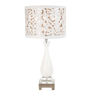 Couture, Inc. Graphic Appeal 1 Light Los Feliz Table Lamp