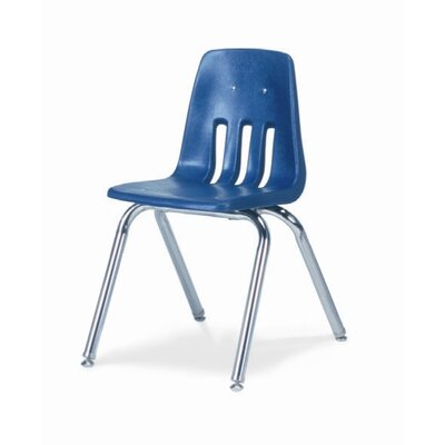 Virco 9000 Series 16&quot; Polyethylene Classroom Glides Chair