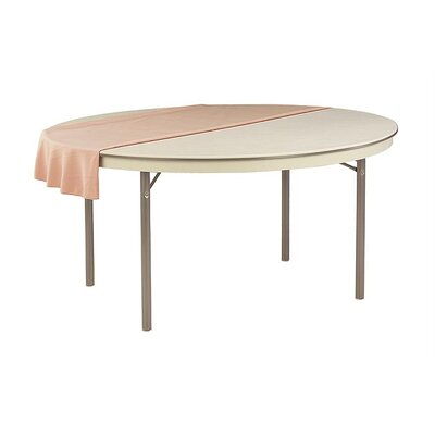 "Virco 6100 Series 60"" Round Folding Table"