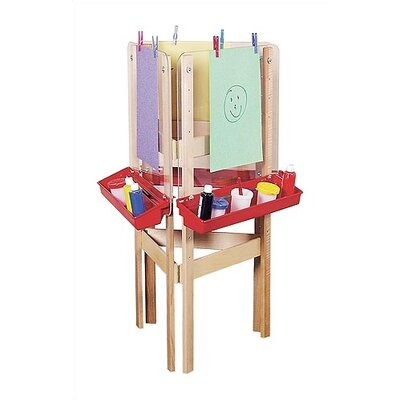 Virco Children's Adjustable Easel