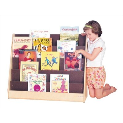 Virco Book Display Stand with 5 shelves