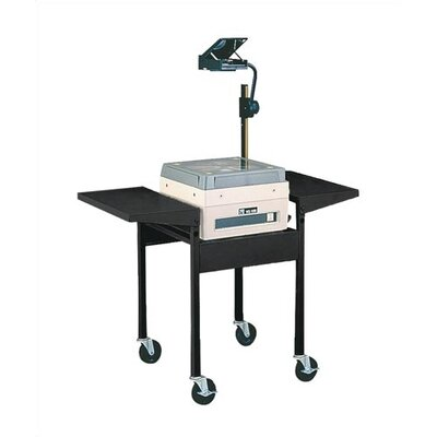 Virco Adjustable Height Cart with Overhead