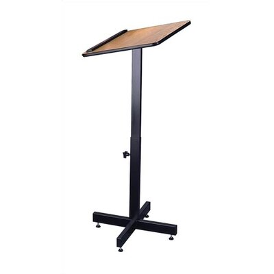Virco Adjustable-Height Lectern