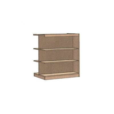 Virco Double-faced Library Shelving Addition