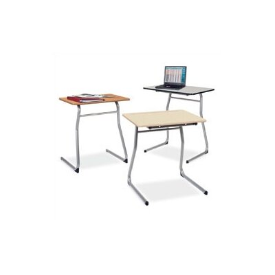 Virco Sigma Series 27&quot; Laminate Open-View Student Desk