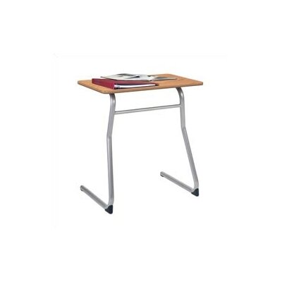 "Virco Cantilever 25"" Laminate Open-View Student Desk"
