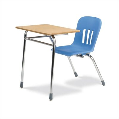 "Virco Metaphor Series 18"" Plastic Classroom Chair and Desk"