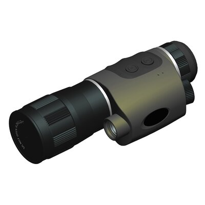 Luna Optics Hi-Resolution Wide-View Night Vision Monocular 5x50
