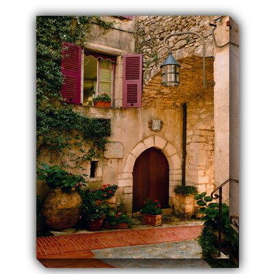 West of the Wind Outdoor Canvas Art Hostellerie Outdoor Canvas Art
