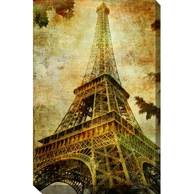West of the Wind Outdoor Canvas Art Magnifique Art Painting