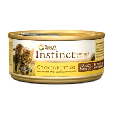 Instinct Grain-Free Chicken Canned Cat Food