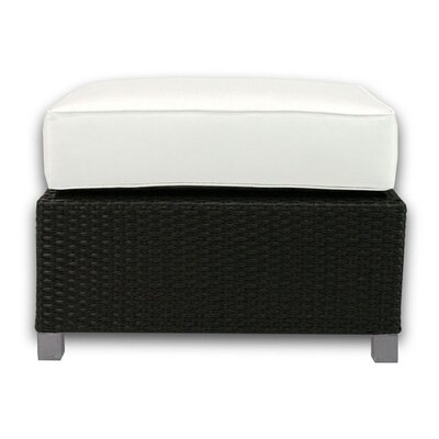 Patio Heaven Skye Ottoman with Cushion