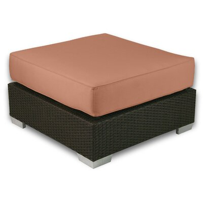 Patio Heaven Signature Ottoman with Cushion