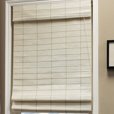 Chicology Kyoto Natural Woven Roman Shade