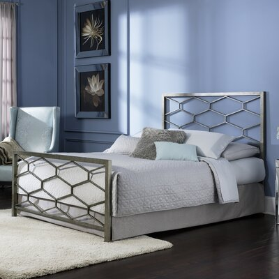 FBG Camden Metal Bed