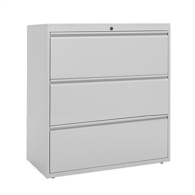 Great Openings Standard Lateral Three Drawer File Cabinet