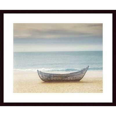 Barewalls Life Is But a Dream Wood Framed Art Print