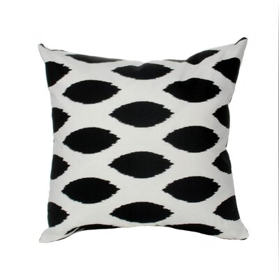 Elisabeth Michael Ikat Cotton Pillow