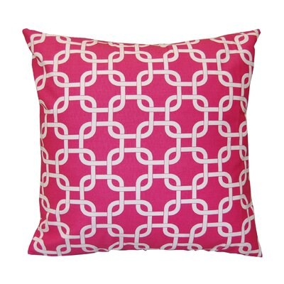 Elisabeth Michael Chain Link Pillow