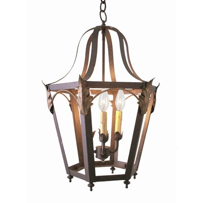 Acacia 4 Light Foyer lantern