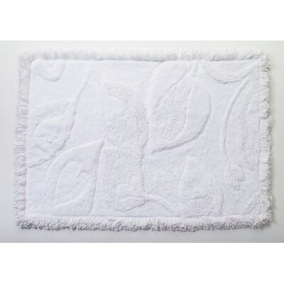 India Rose Heartleaf Bathmat