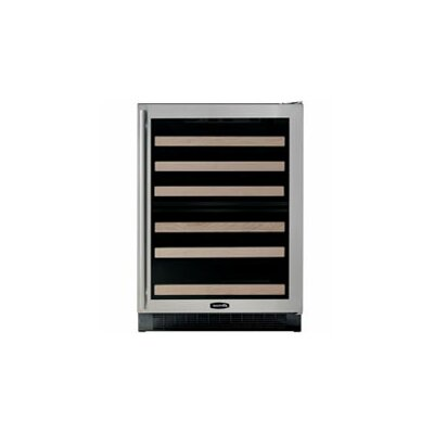 Marvel Appliances 44 Bottle Dual Zone Wine Cooler