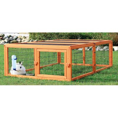 Trixie Pet Products Outdoor Small Animal Run with Mesh Cover