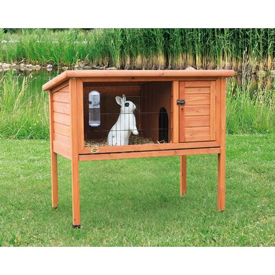 Trixie Pet Products 1-Story Rabbit Hutch