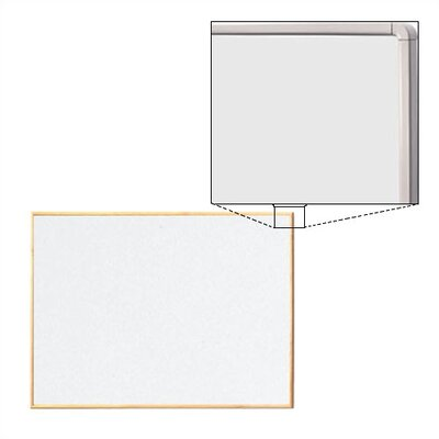 Peter Pepper Tactics® Large Writing Surface with Radius Frame