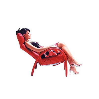 Lafer Bjork Leather Ergonomic Recliner