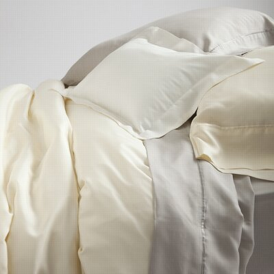 Luxury Silk Seamless Flat Sheet