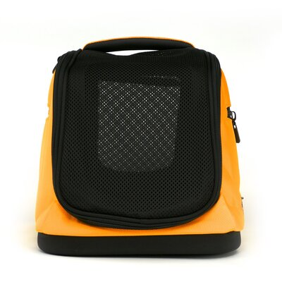Sleepypod Air In-Cabin Pet Carrier in Orange Dream