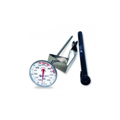 CDN ProAccurate Insta-Read Candy and Deep Fry Thermometer