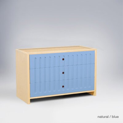 ducduc Alex 3 Drawer Dresser