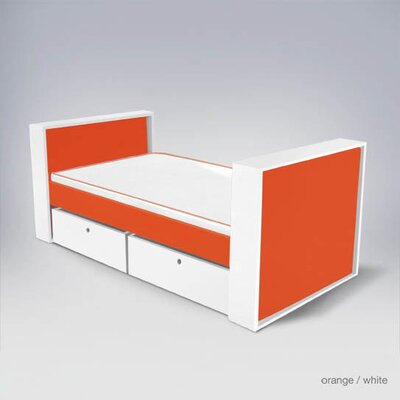 ducduc Parker Bed with Drawers