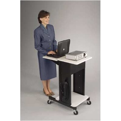 Balt Presentation Cart with Optional Seating